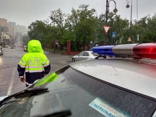 Фото: 25.мвд.рф   ГИБДД Владивостока выступила с обращением к горожанам