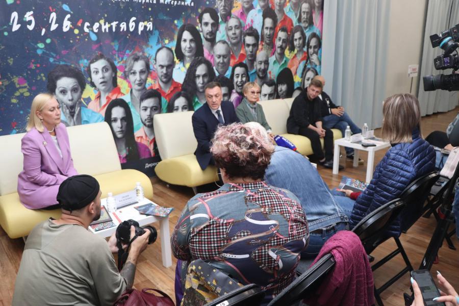 Театр молодежи открывает юбилейный сезон спектаклем «Синяя птица»