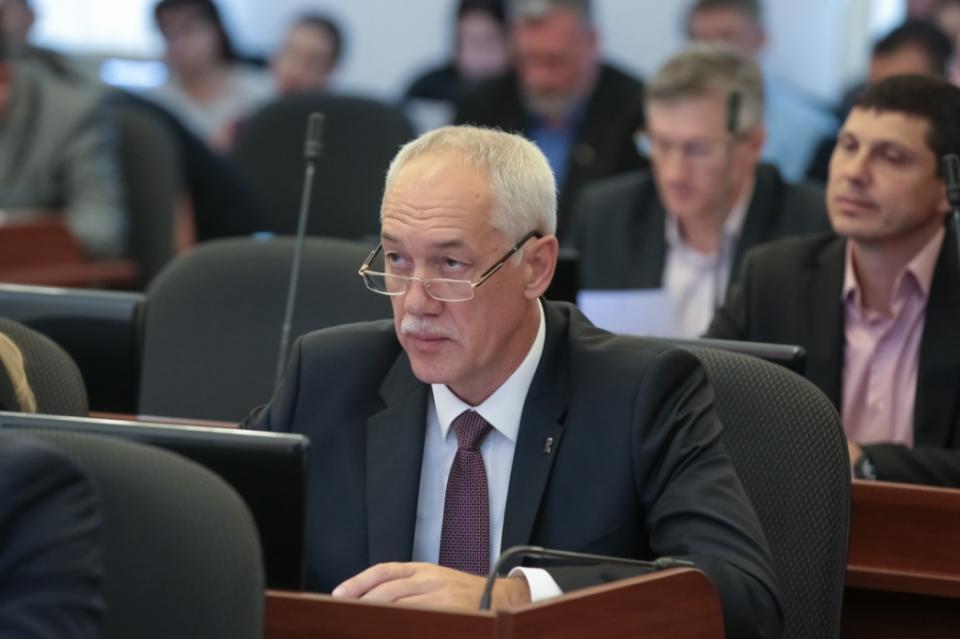 Пост председателя Думы Владивостока занял Андрей Брик