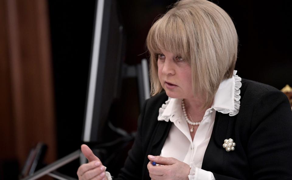 «Я буду кровожадной»: Памфилова – о выборах в Приморье