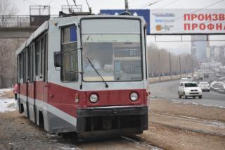Фото: Семен Апасов / PRIMPRESS   Во Владивостоке восстановлено движение трамваев