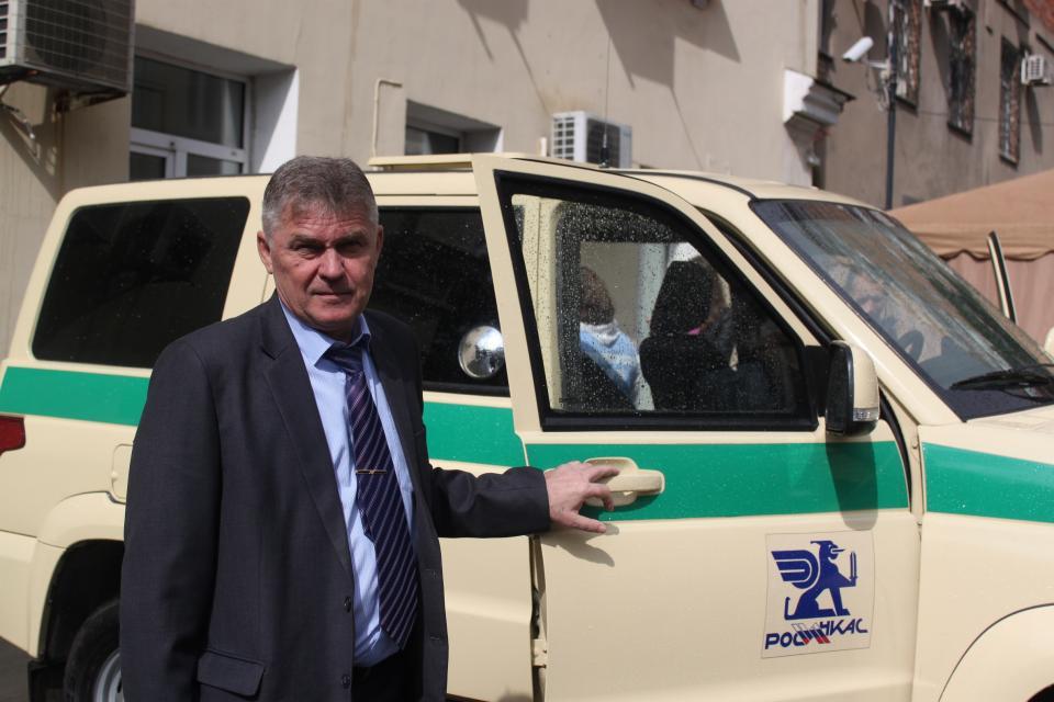 Сергей Мусин: «Инкассатору важно вычислить грань между хулиганством и реальной опасностью»