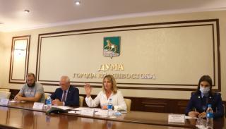Фото: dumavlad.ru | В Думе города Владивостока рассмотрен вопрос об увеличении размера стипендий в области культуры