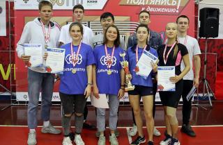 Фото: министерство физической культуры и спорта Приморского края   В Приморье выбрали самый спортивный вуз