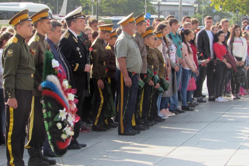 «Дорога памяти»: в Приморье прошла патриотическая акция