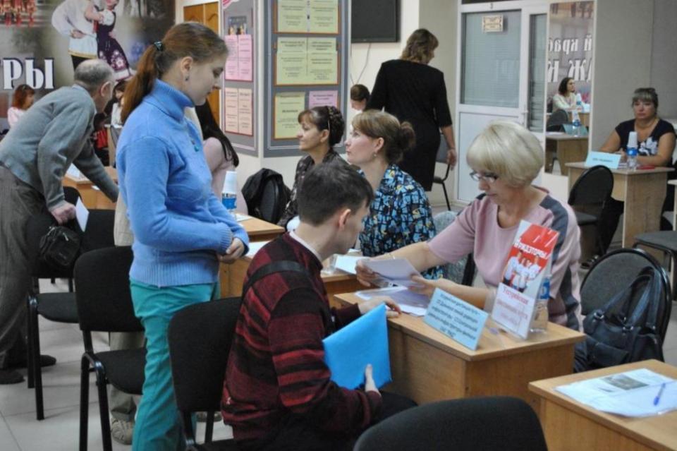 Ярмарка вакансий для людей с ограниченной трудоспособностью прошла в Приморье