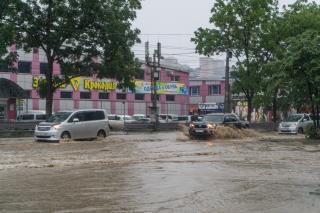 Фото: Татьяна Меель / PRIMPRESS | В отдельных районах Приморья пройдет дождь