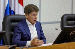 Фото: primorsky.ru | В Приморье поддержали инициативу Олега Кожемяко о сокращении затрат на содержание аппарата Заксобрания