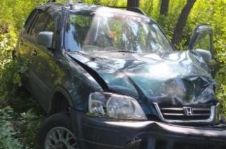 Фото: пресс-служба УГИБДД УМВД России по Приморью   В Приморье опасный маневр неопытной женщины-водителя привел к гибели ребенка