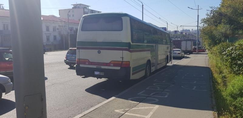 Массовое ДТП с участием пассажирского автобуса произошло во Владивостоке