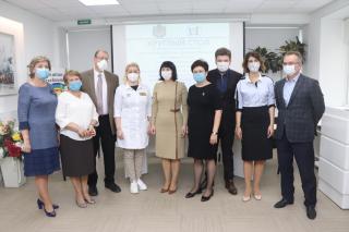 Фото: Екатерина Дымова / PRIMPRESS | Во Владивостоке прошел круглый стол по вопросам лечения детской онкологии