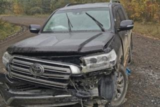 Фото: пресс-служба УГИБДД УМВД России по Приморью   Нарушил ПДД почти 50 раз: в Приморье случилась страшная авария с участием Land Cruiser