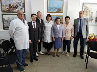 Фото: Екатерина Дымова / PRIMPRESS | Приморский онкогематологический центр отмечает 30-летие