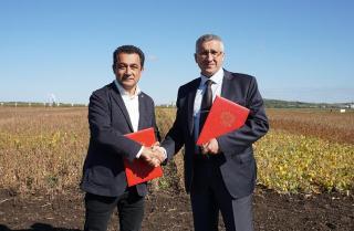 Фото: минсельхоз Приморья | Германский семенной альянс продолжит поставлять в Приморье высокоурожайные сорта картофеля