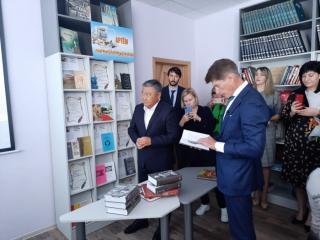 Фото: Ксения Снежинская   В Приморье открылась еще одна модельная библиотека