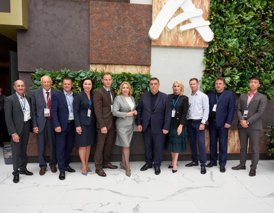 Во Владивостоке прошло очередное заседание Международного бизнес-клуба Диалоги