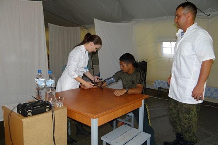 Нароссийско-индийских учениях прошли тренировки поогневой подготовке