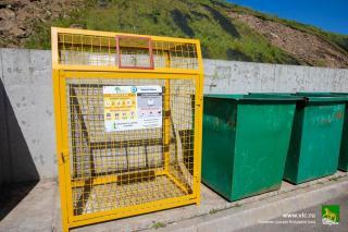 Фото: vlc.ru | Администрация Владивостока: контейнерные площадки должны быть благоустроены и включены в реестр