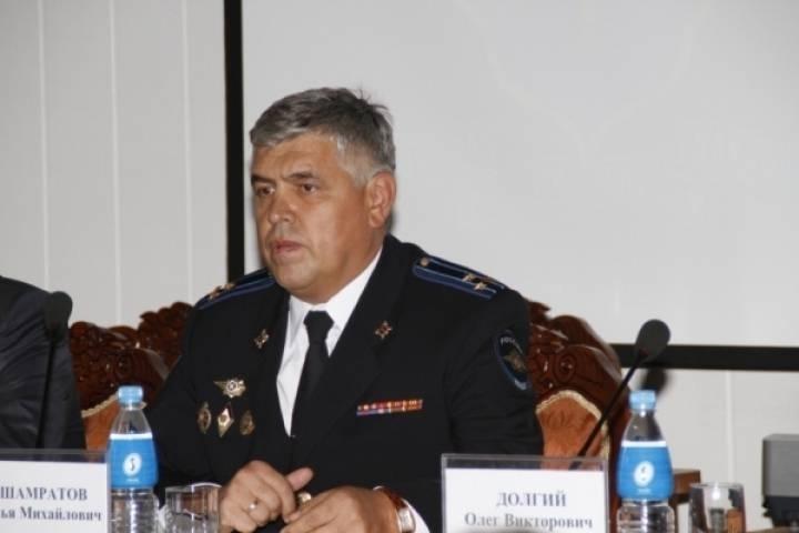 Арест прежнего заместитель начальника УМВД Приморья продлен доначала зимы