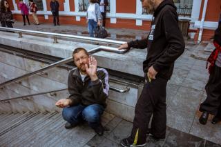Фото: PRIMPRESS | Гопники, стритеры и цыгане. Кто обитает в центре Владивостока?