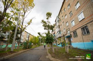 Фото: Анастасия Котлярова/vlc.ru | В текущем году во Владивостоке устанавливают фонари более чем по 100 адресам