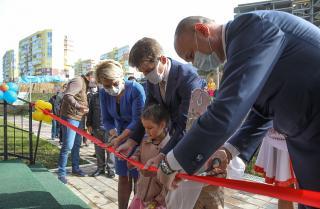 Фото: primorsky.ru | Губернатор Приморья побывал на открытии нового детского сада