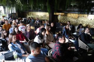 Фото: primorsky.ru | Один из лучших шеф-поваров России провел лекцию для приморцев в рамках проекта «Кадры для бизнеса»
