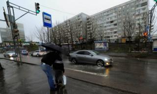 Фото: PRIMPRESS   В отдельных районах Приморья ближайшей ночью пройдет дождь