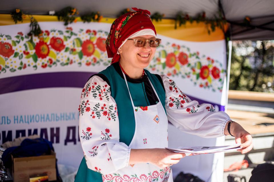 Во Владивостоке состоялся фестиваль национальных культур