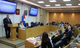 Фото: dumavlad.ru | В бюджет Владивостока внесены корректировки