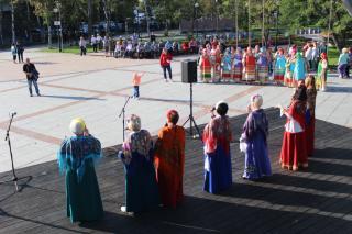 Фото: «Единая Россия»   В Приморье отмечают День пожилого человека
