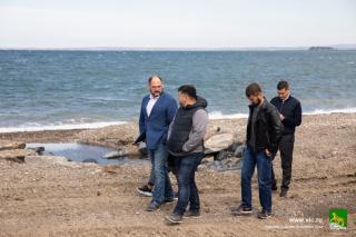 Фото: Анастасия Котлярова/vlc.ru   Владивостокцам рассказали, когда завершится первый этап благоустройства набережной на Татарской