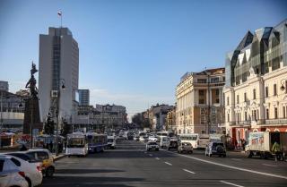 Фото: primorsky.ru   Найдите объезд. Центр Владивостока перекроют уже через несколько часов