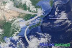 Фото: maglipogoda.ru | На Приморье надвигаются два циклона и тайфун – метеоэксперт
