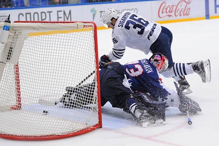 «Адмирал» прервал серию из 3-х поражений подряд, обыграв «Торпедо» вматче КХЛ