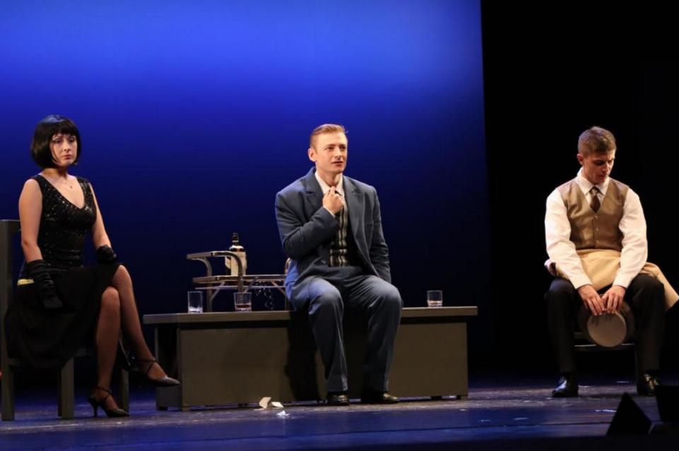 Сегодня в театре им. М. Горького «дают» постановку «Великий Гэтсби»