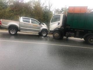 Фото: 25.мвд.рф | На дорогах Приморья в минувшие сутки погибли пенсионерка и дорожный рабочий