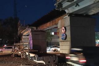 Фото: PRIMPRESS | «Кошмар, что происходит»: во Владивостоке обрушился мост