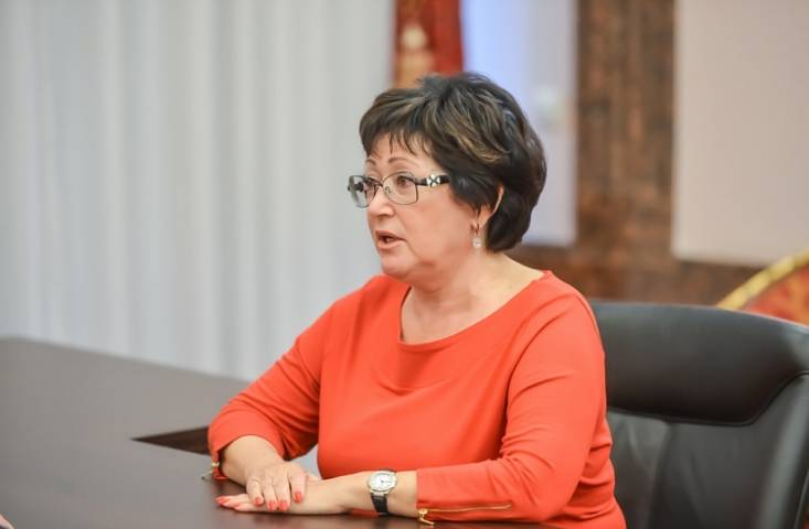 Людмила Талабаева представит Приморье в Совете Федерации Кандидатуру одобрили 31 из 39 присутствующих депутатов