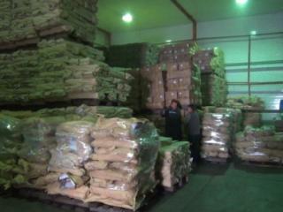 Свыше 43 тонн незаконной рыбной продукции изъято у предпринимателя во Владивостоке