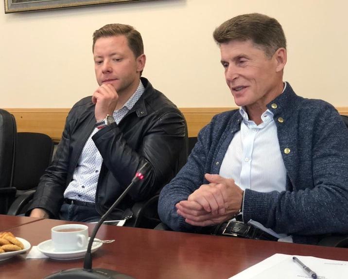 Кожемяко предлагает перенести столицу Дальнего Востока воВладивосток