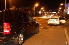 Фото: очевидцы | Сотрудники ДПС пострадали в двойном ДТП во Владивостоке