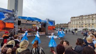 Фото: PRIMPRESS   Фестиваль-ярмарка белорусской продукции открылась во Владивостоке