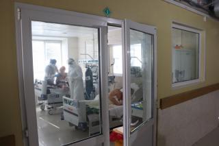 Фото: Екатерина Дымова / PRIMPRESS   В Приморье ожидается четвертая волна коронавируса