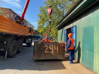 Фото: vlc.ru | Во Владивостоке обнаружили нелегальный пункт приема металлолома