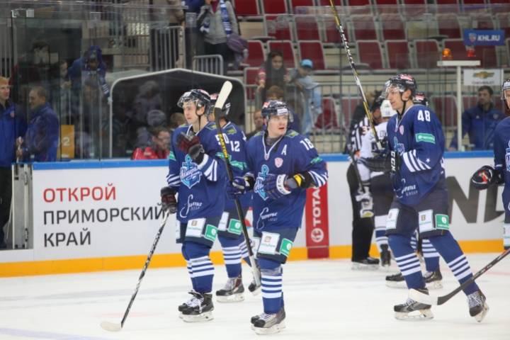 «Спартак» потерпел 4-ое поражение подряд вКХЛ, уступив «Адмиралу»