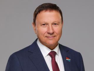 Фото: zspk.gov.ru | ЗС ПКседьмого созыва возглавил Александр Ролик