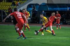 Фото: Семен Апасов | «Луч-Энергия» потерпел поражение перед ФК «Тамбов»