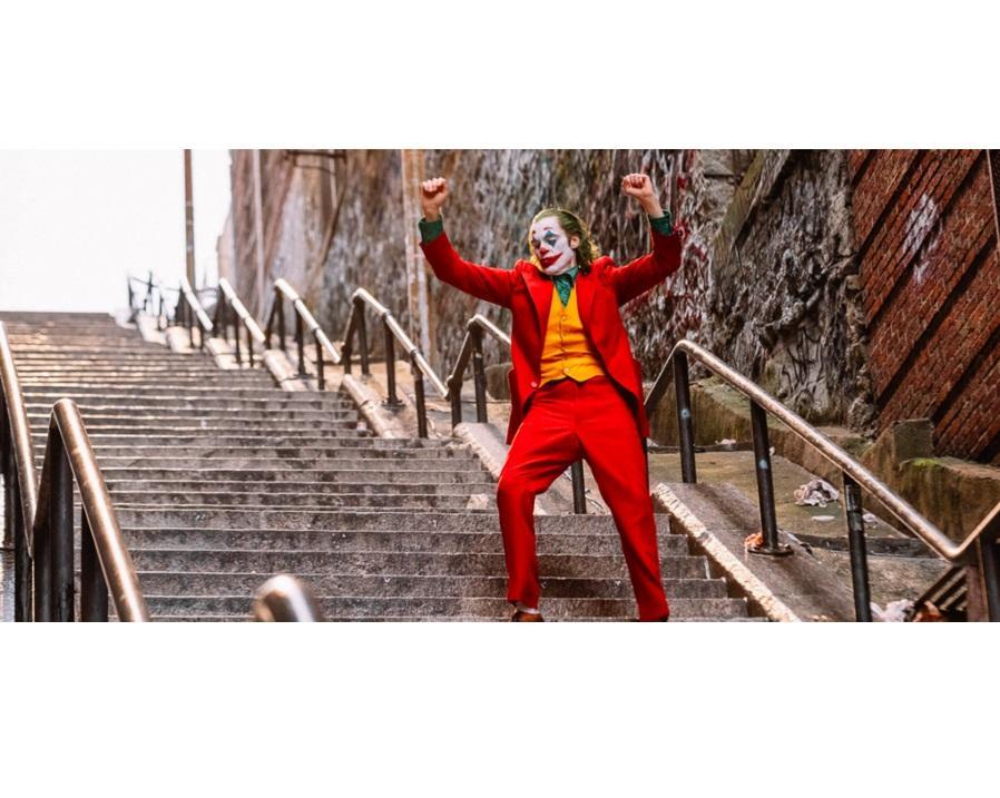 Владивосток сходит с ума от «Джокера»