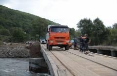 Фото: primorsky.ru   После тайфуна «Лайонрок» в Приморье требуют ремонта 549 километров дорог и 115 мостов